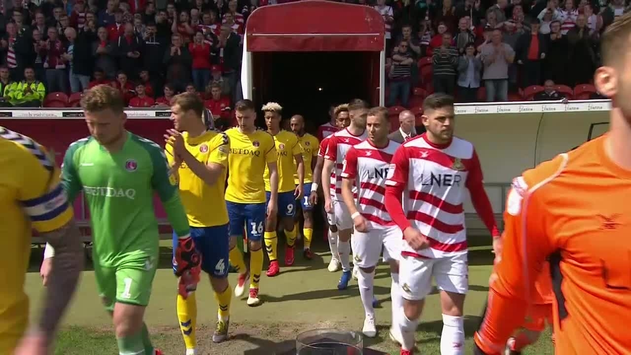 54 HIGHLIGHTS | Doncaster Rovers 1 Charlton 2 (May 2019)