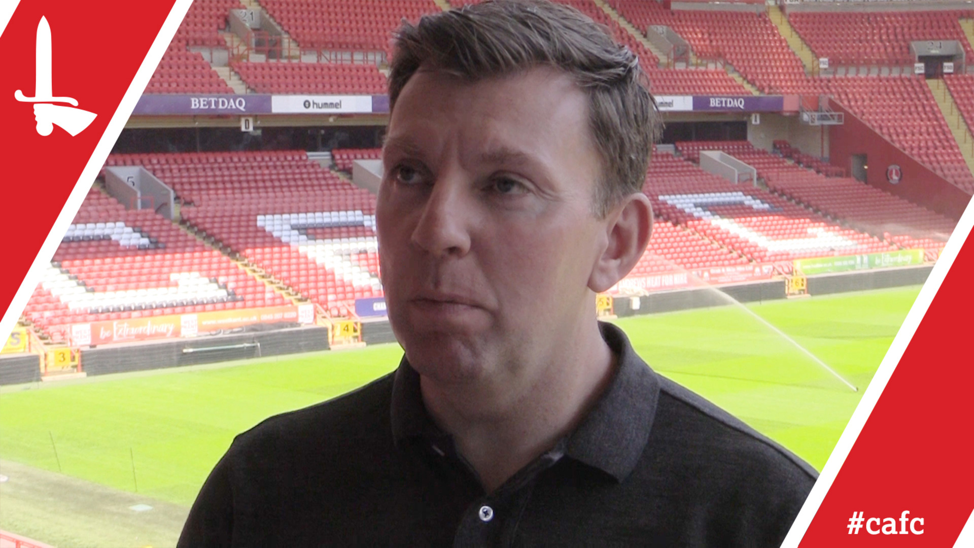 Steve Gallen on Lyle Taylor signing