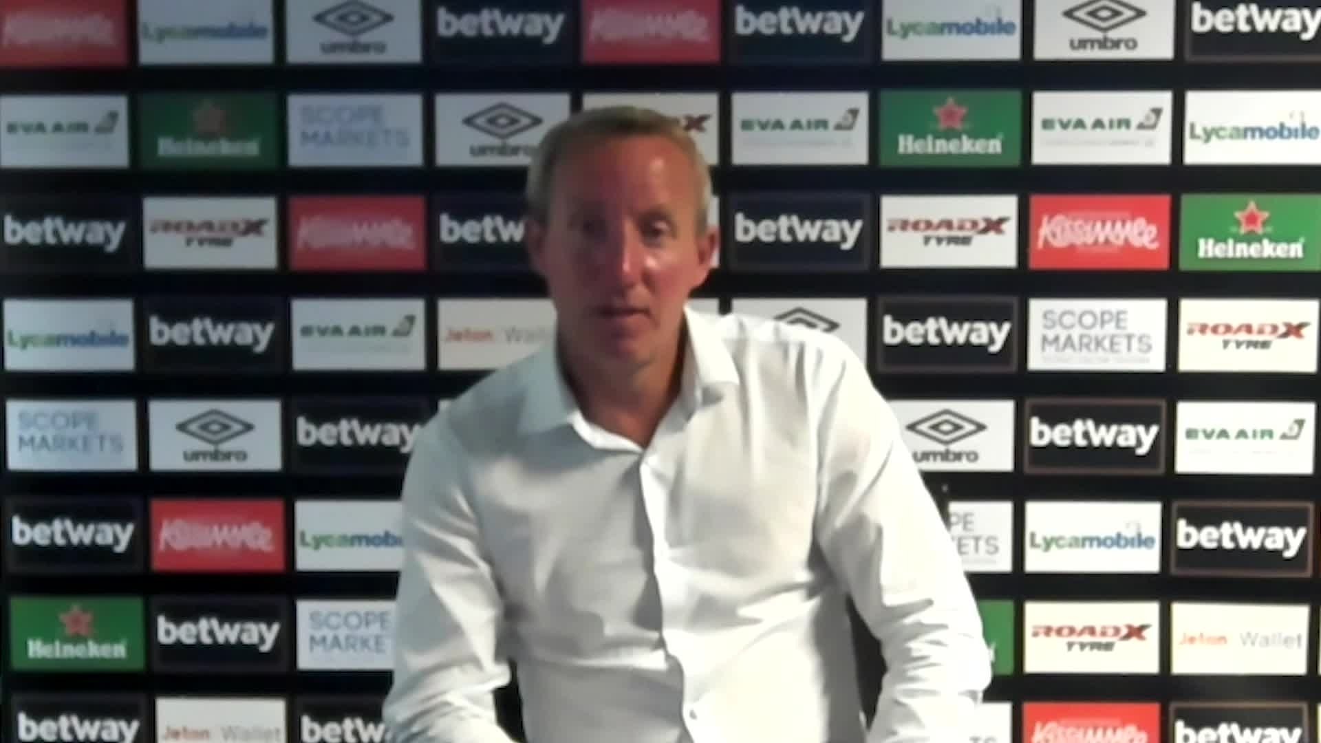 POST-MATCH | Lee Bowyer's post West Ham United press conference (September 2020)