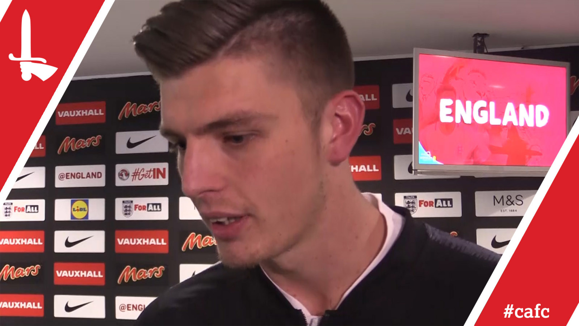 England and former Charlton stopper Nick Pope speaks exclusively to Valley Pass