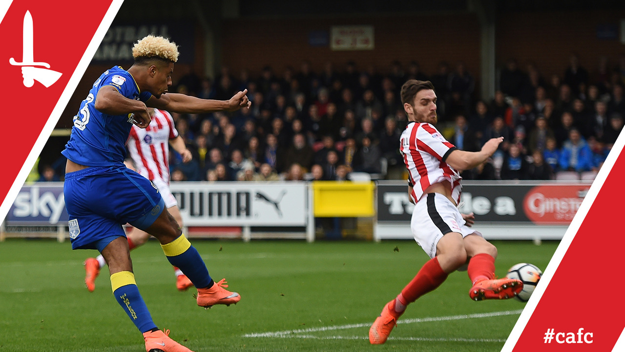 All of Lyle Taylor 2017/18 goals