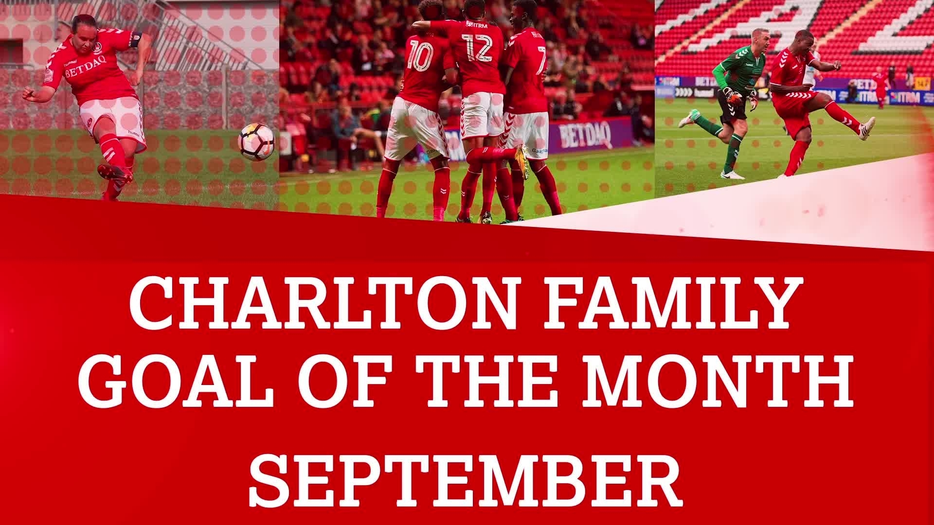 CHARLTON FAMILY GOTM | September