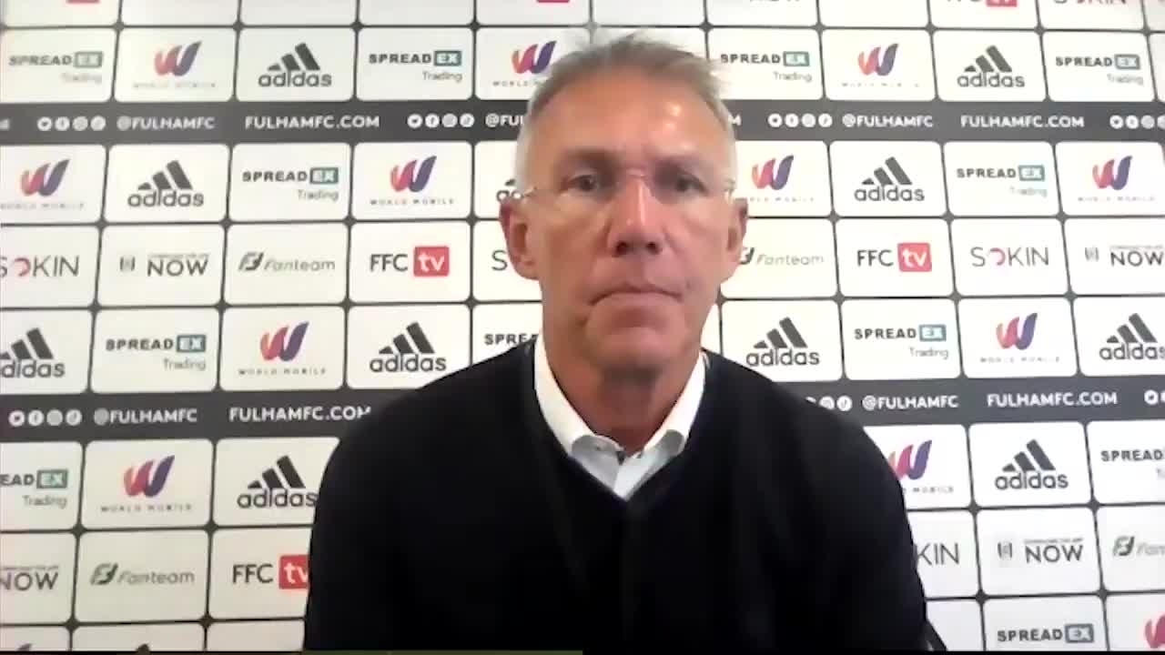 Nigel Adkins post-Fulham press conference (July 2021)