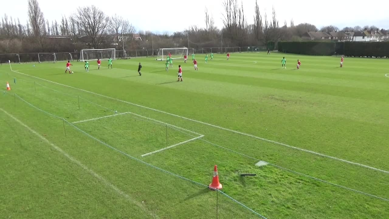 U18 HIGHLIGHTS | Charlton 2 Colchester United 0 (February 2020)