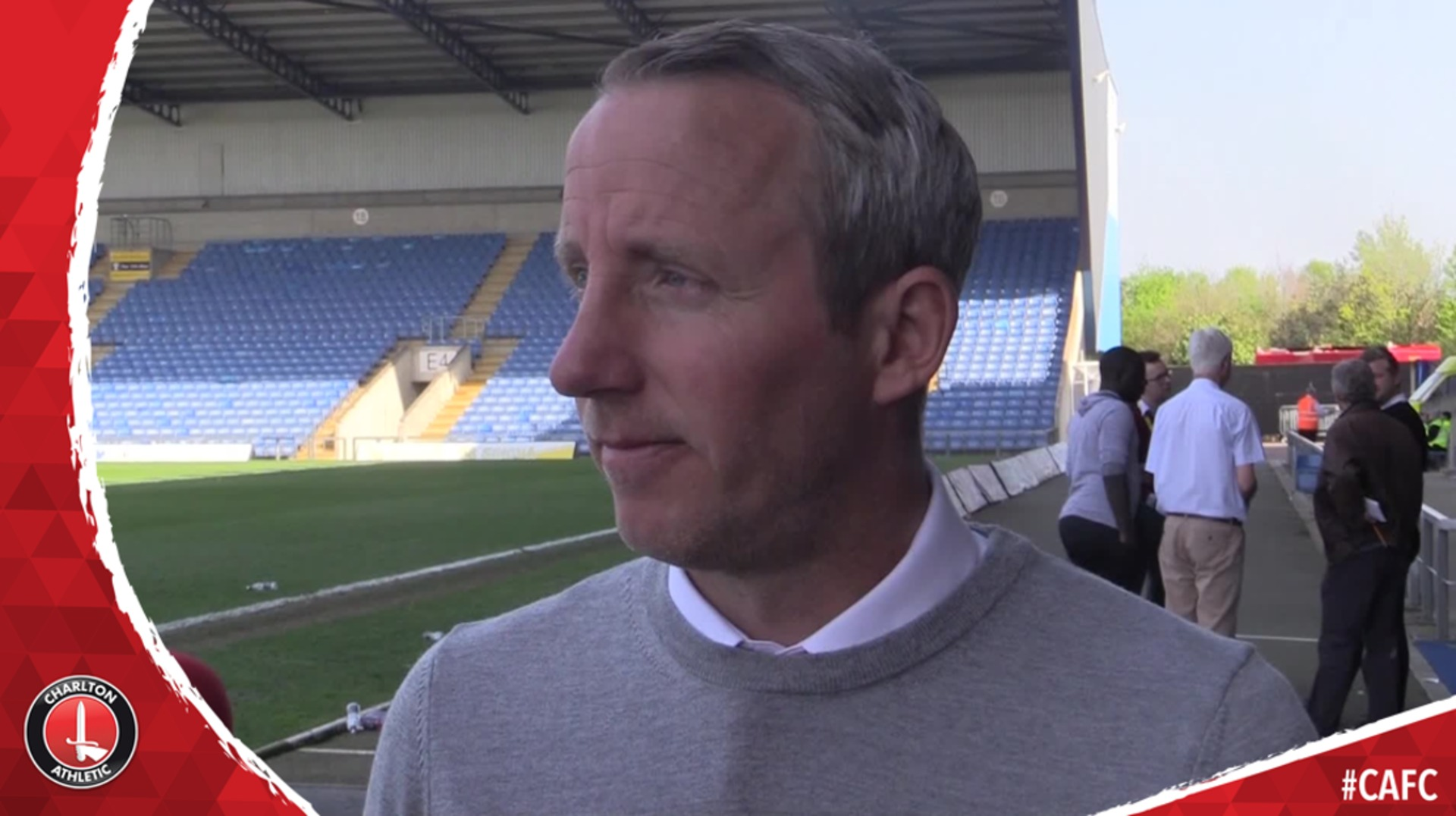 REACTION | Bowyer speaks post-Oxford (April 2019)