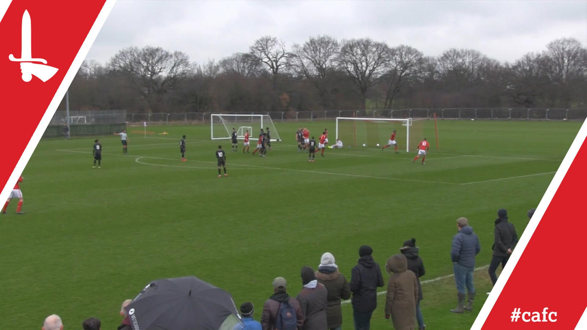 U18S HIGHLIGHTS | Charlton 1 Crystal Palace 0 (Feb 2018)