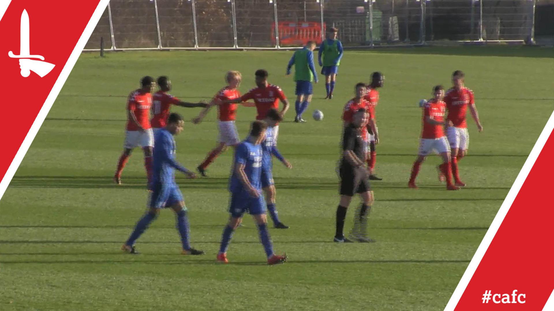 U23S HIGHLIGHTS | Charlton 3 Cardiff 3