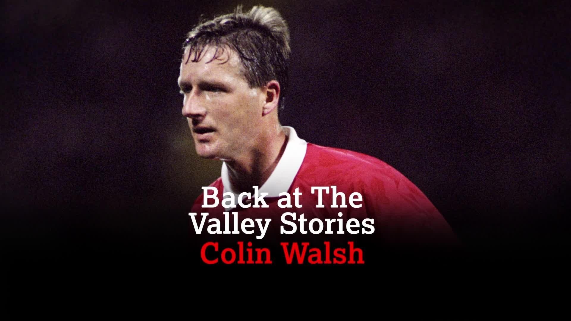 VALLEY STORIES | Colin Walsh