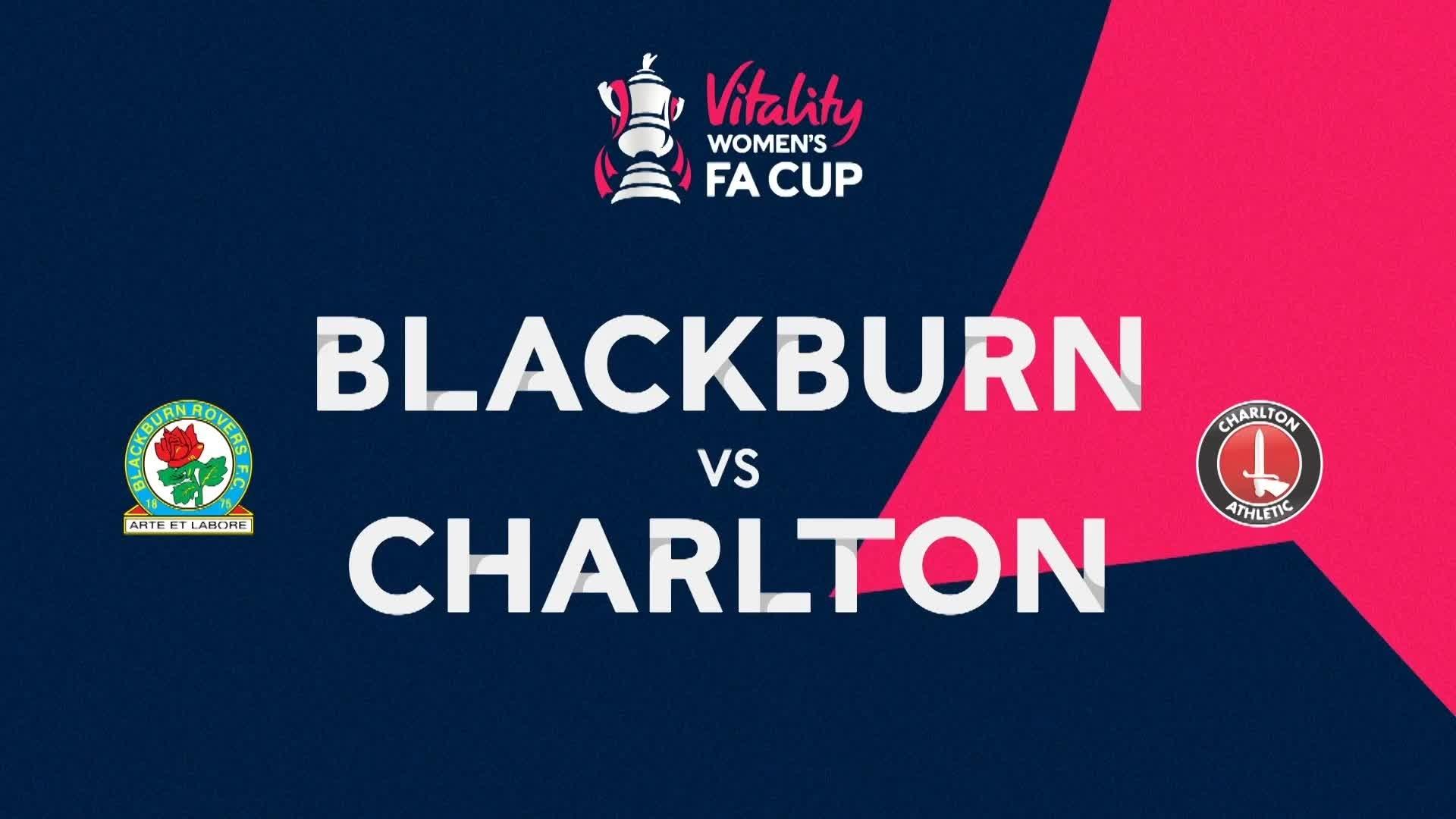 WOMEN'S TEAM | Blackburn Rovers 0 Charlton 1 (May 2021)