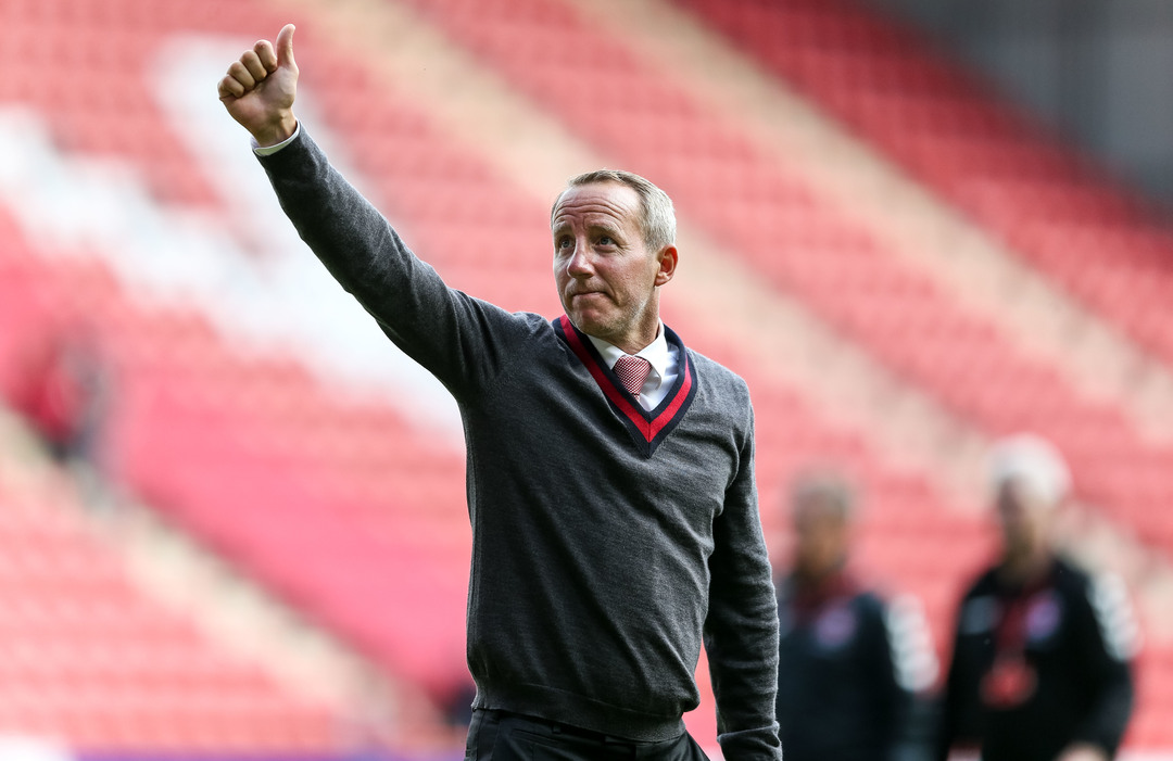The Lee Bowyer journey continues...