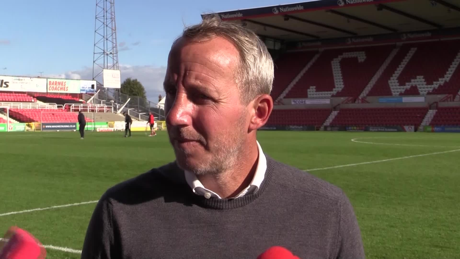 Lee Bowyer post-Swindon Town press conference (September 2020)