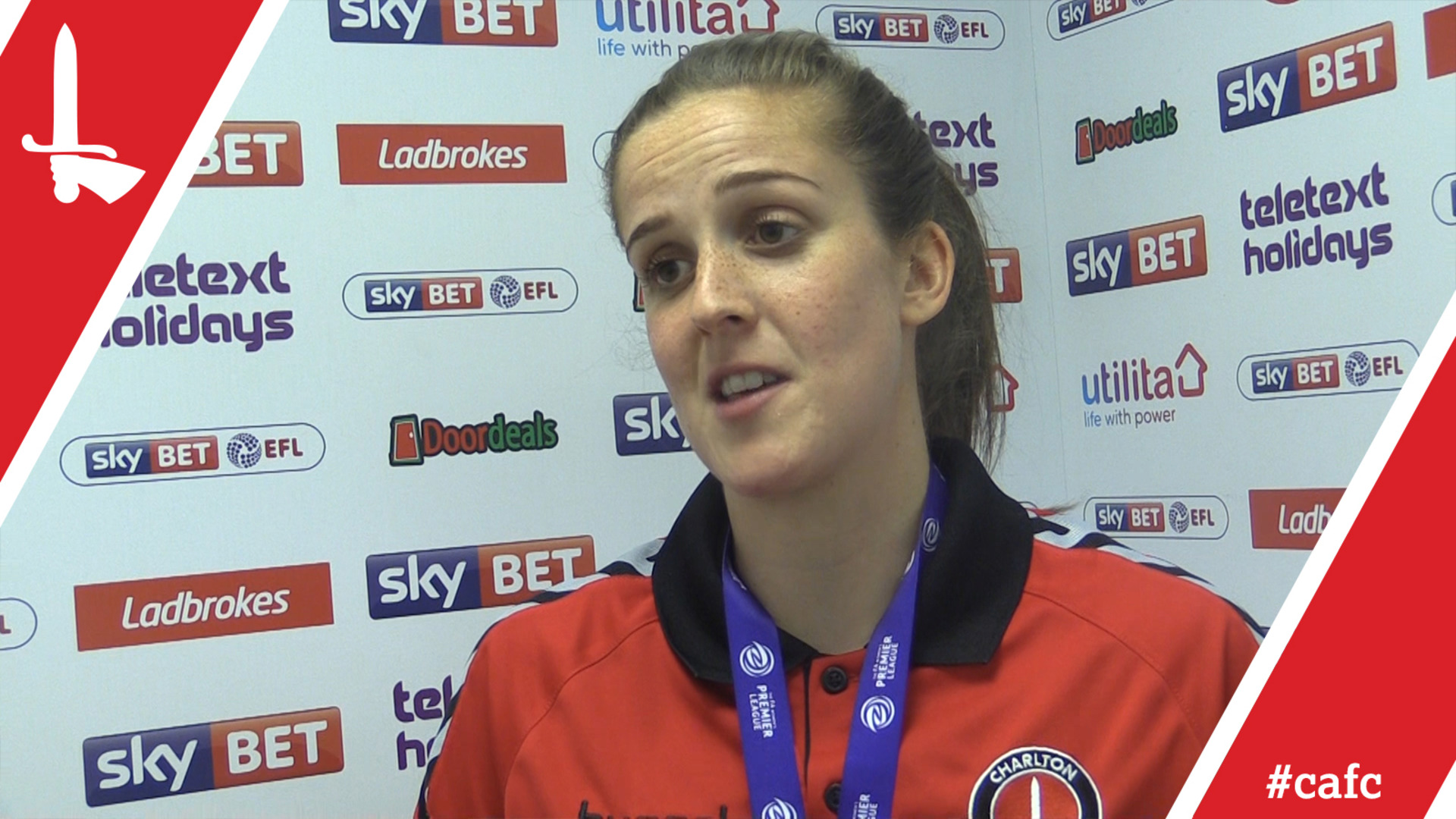 REACTION | Grace Coombs pleased with the Women's performance all season.