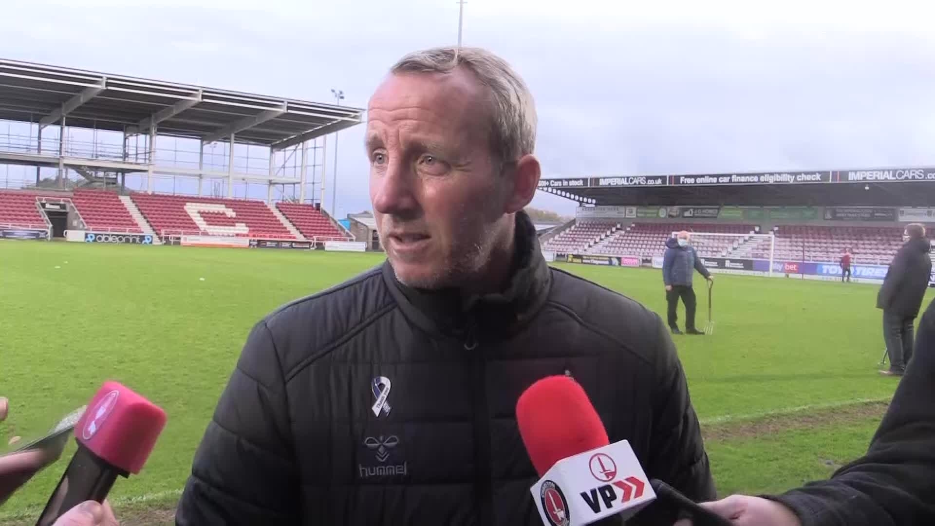 POST-MATCH | Lee Bowyer's post Northampton Town press conference (October 2020)