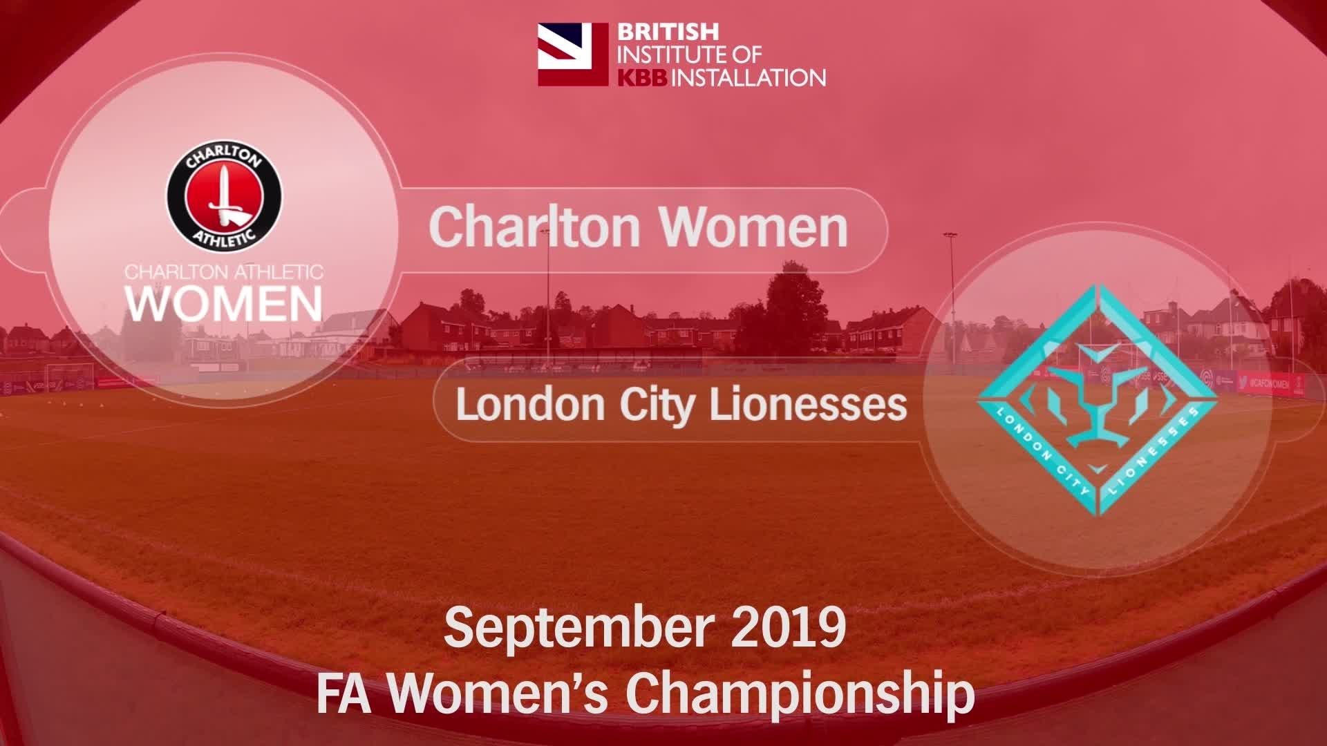 WOMEN'S HIGHLIGHTS | Charlton Women 0 London City Lionesses 2 (September 2019)