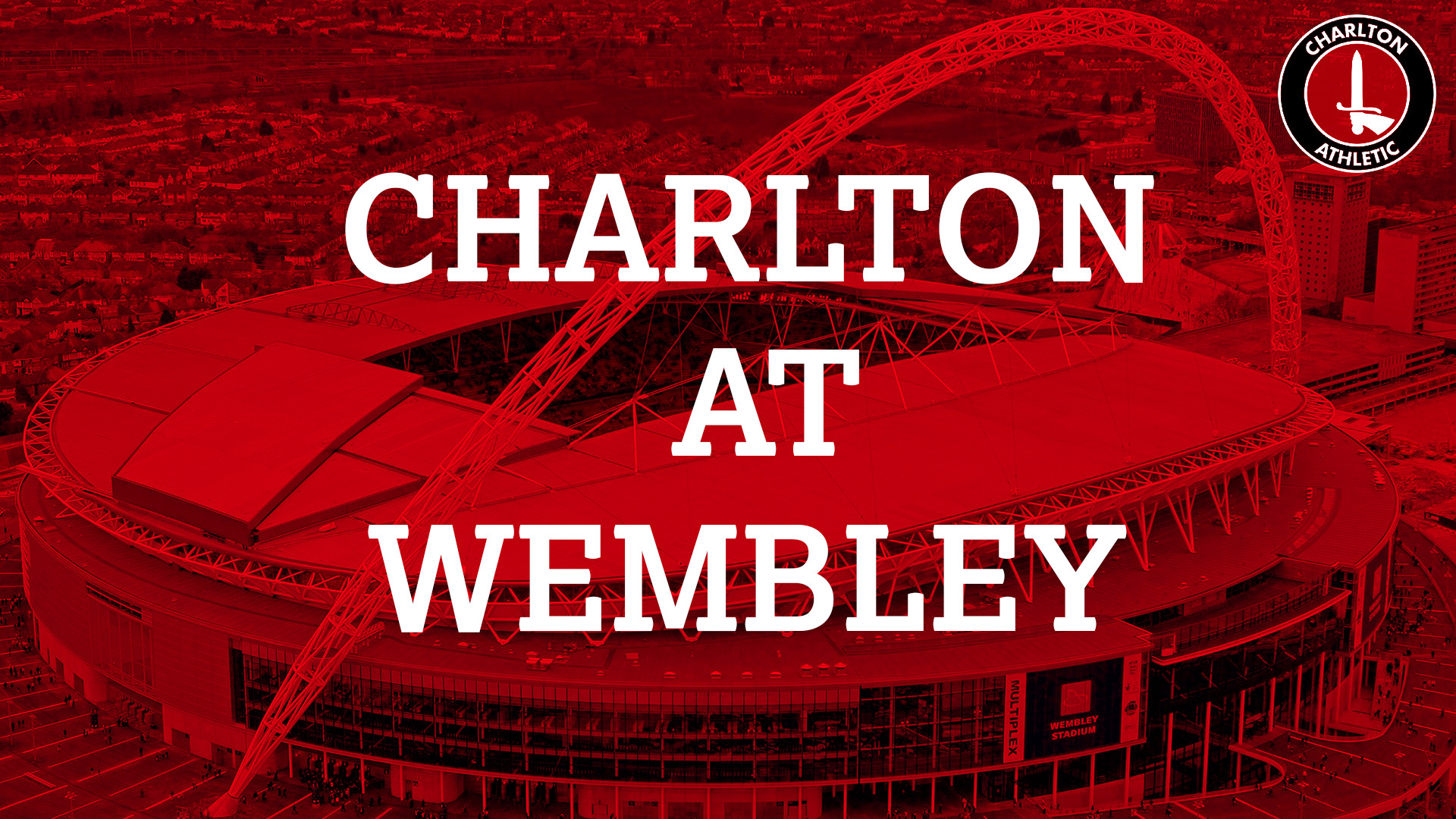 The Final Countdown: Charlton at Wembley