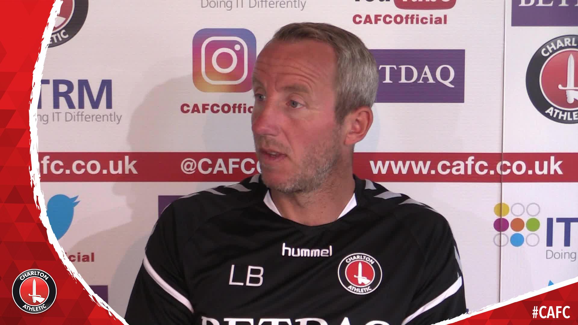 Lee Bowyer looks ahead to Sunderland (a), updates on Anfernee Dijksteel and talks transfers (Aug 2018)