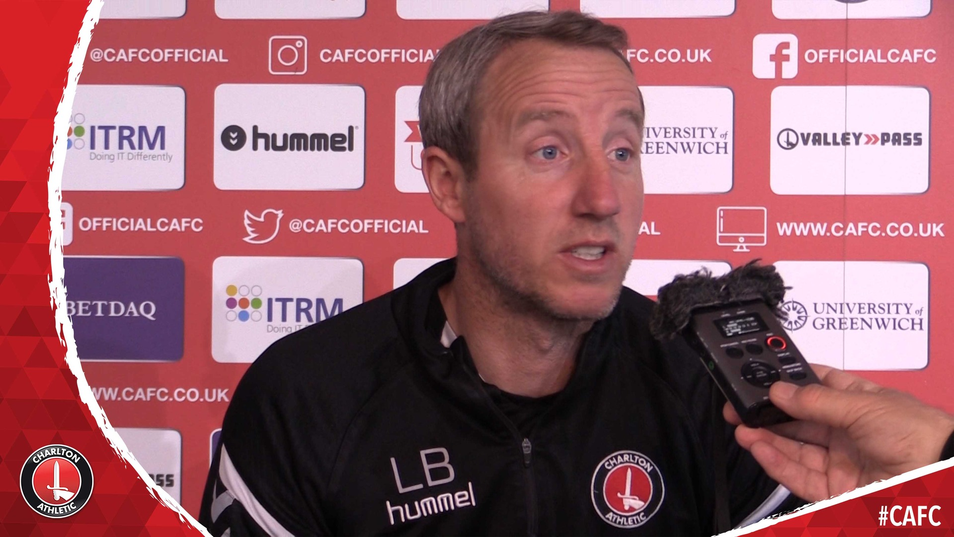 Lee Bowyer's pre-Bristol Rovers press conference (March 2019)
