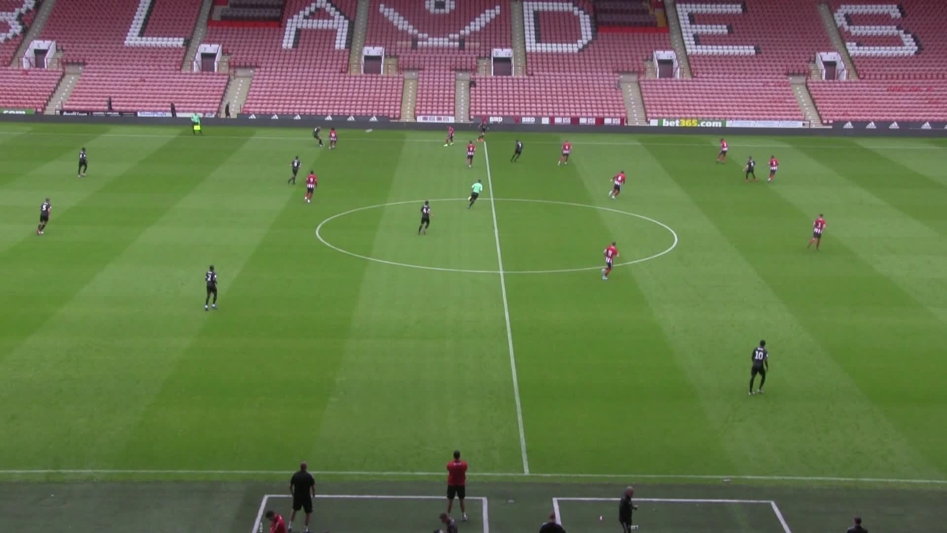 U23 HIGHLIGHTS | Sheffield United 3 Charlton 4 (September 2019)