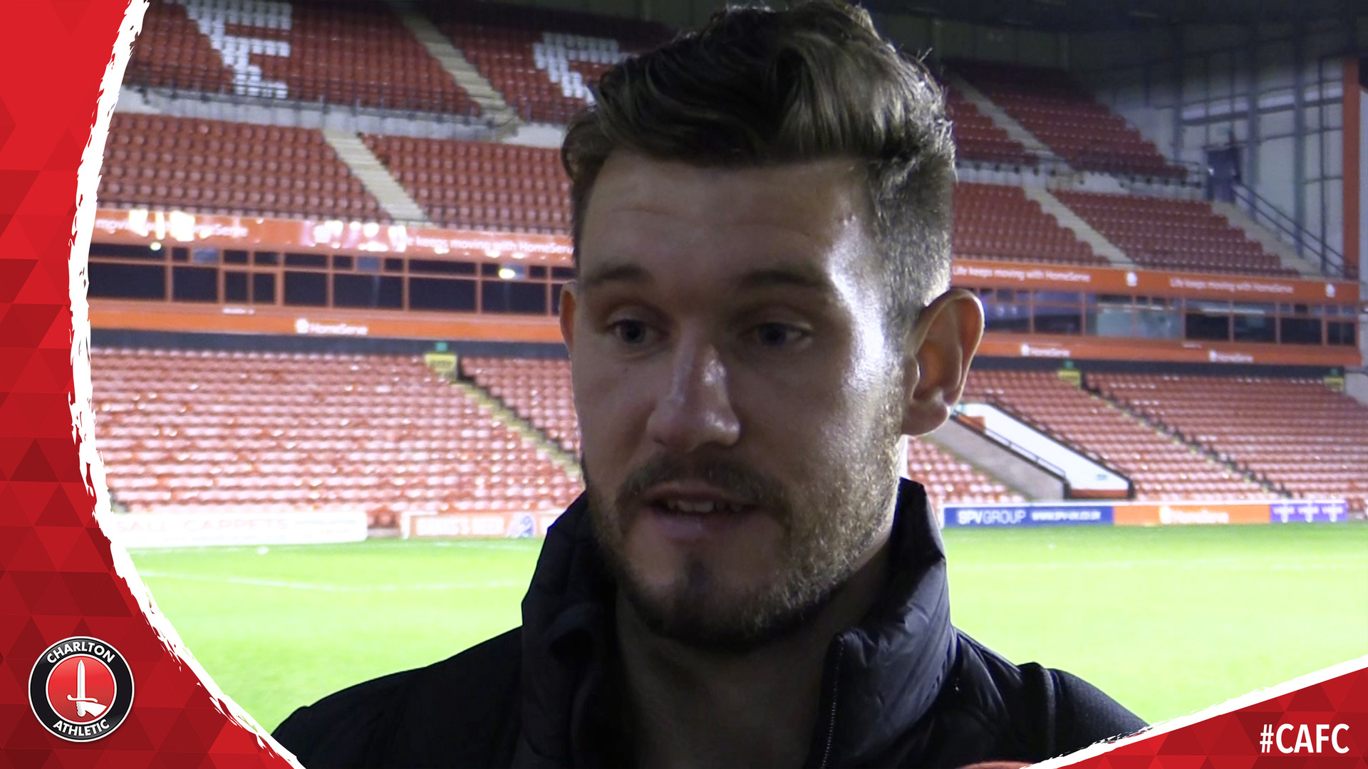 Jed Steer praises Charlton's team performance following Walsall victory