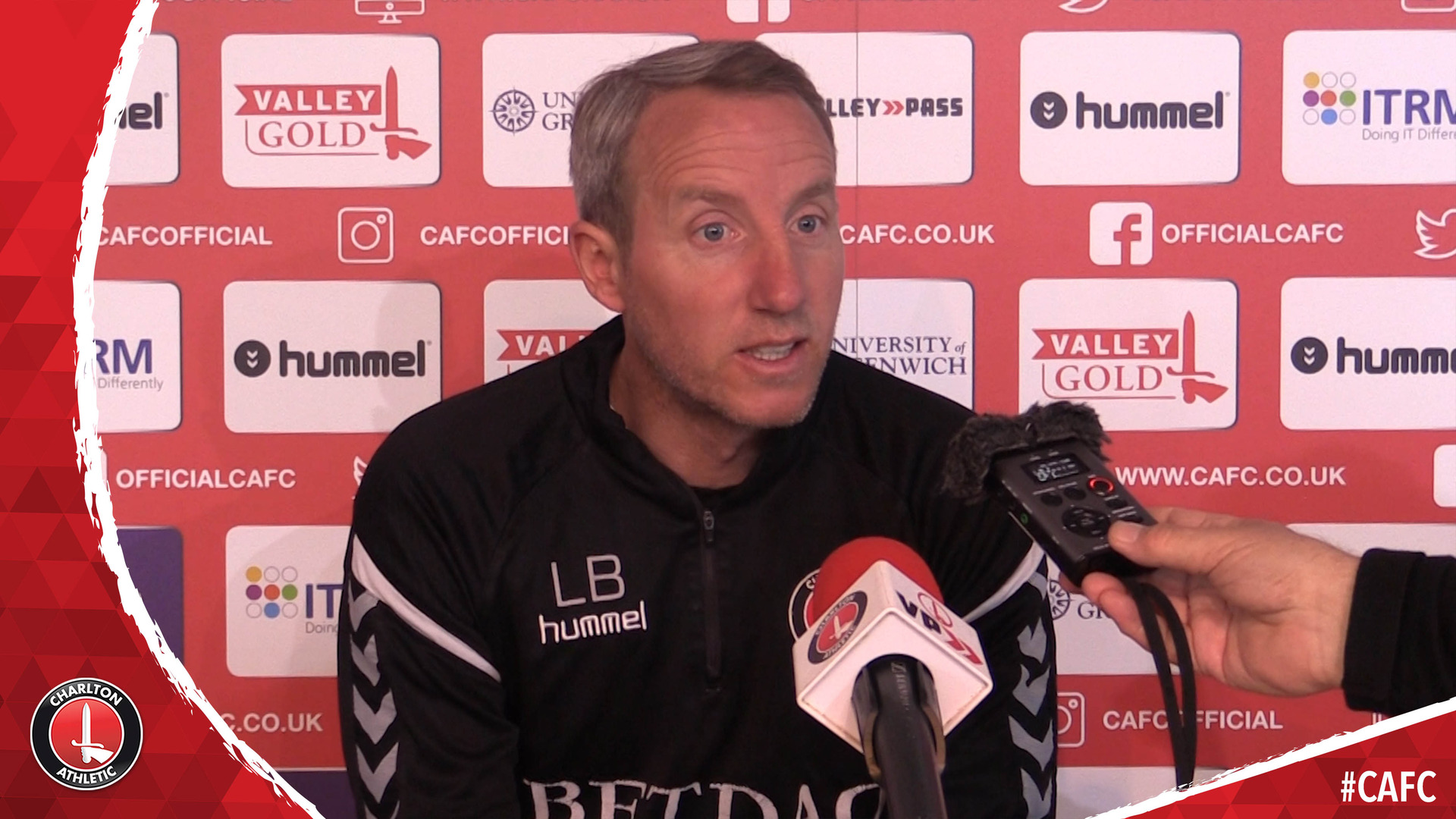 Lee Bowyer's pre-Bradford City press conference (March 2019)