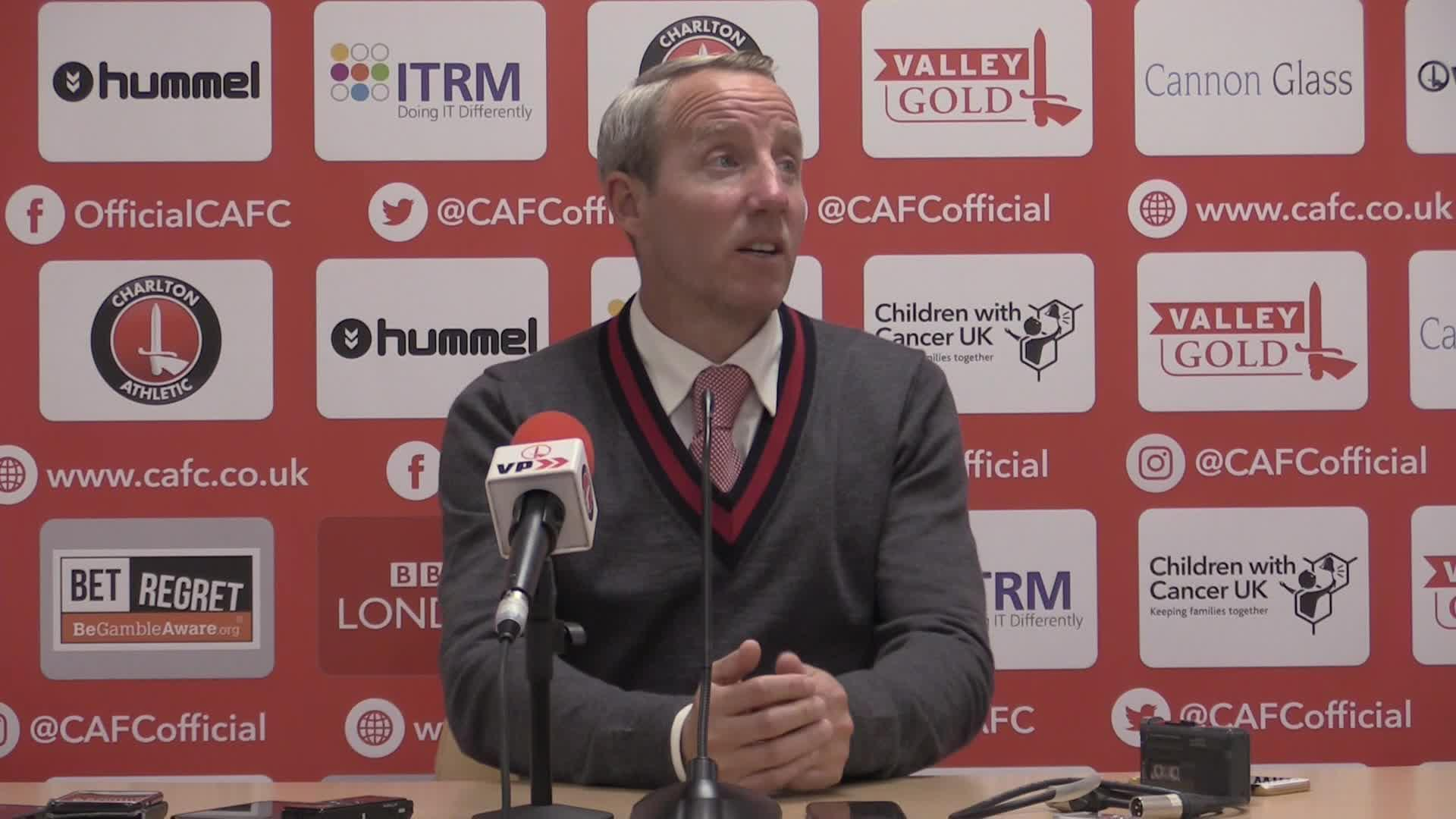 POST MATCH | Lee Bowyer reflects on Nottingham Forest draw (August 2019)
