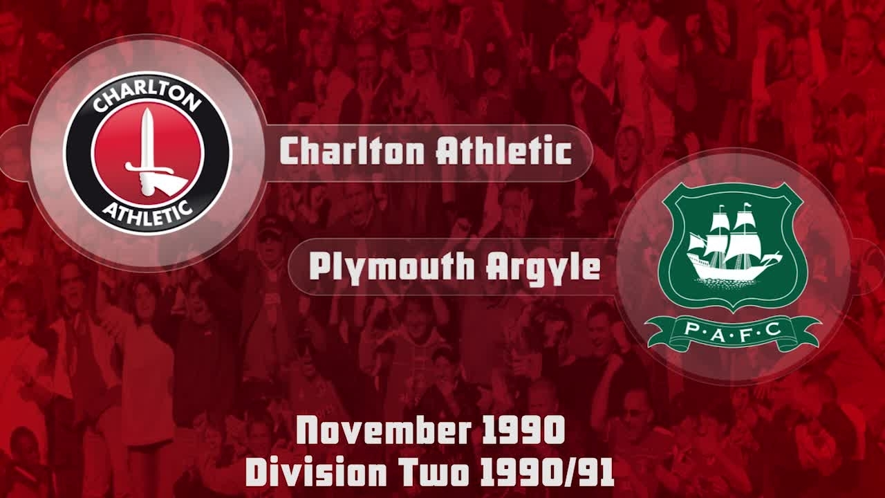 17 HIGHLIGHTS | Charlton 0 Plymouth 1 (Nov 1990)