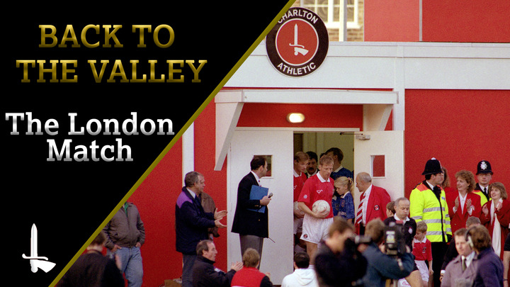 BACK TO THE VALLEY | The London Match