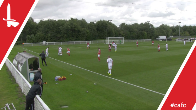 U18S HIGHLIGHTS | Leeds United 2 Charlton 3