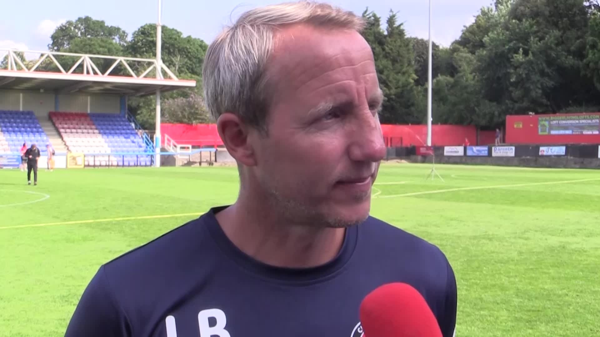 POST-MATCH | Bowyer reflects on Welling friendly