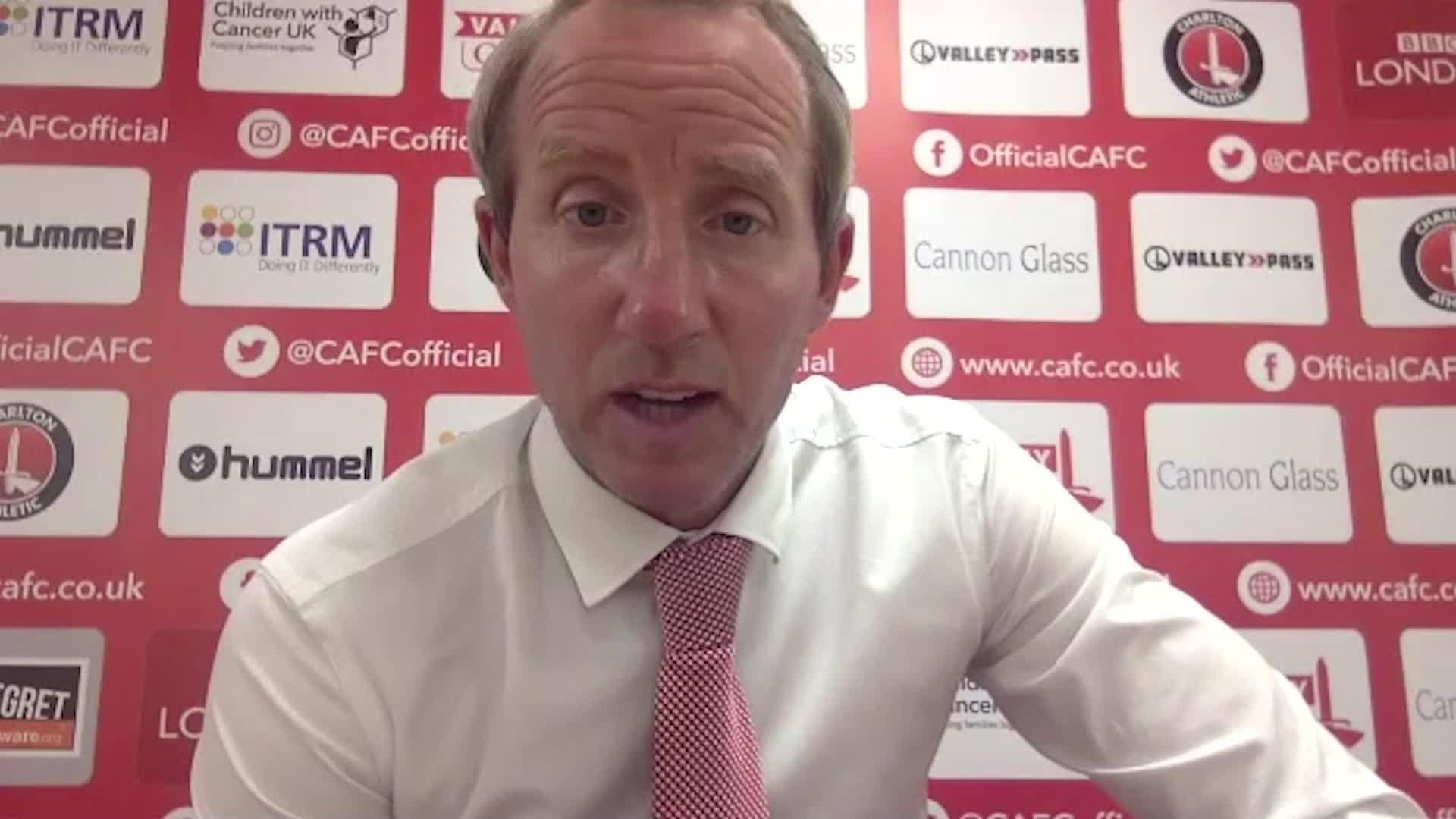POST-MATCH | Bowyer speaks following Millwall defeat (July 2020)
