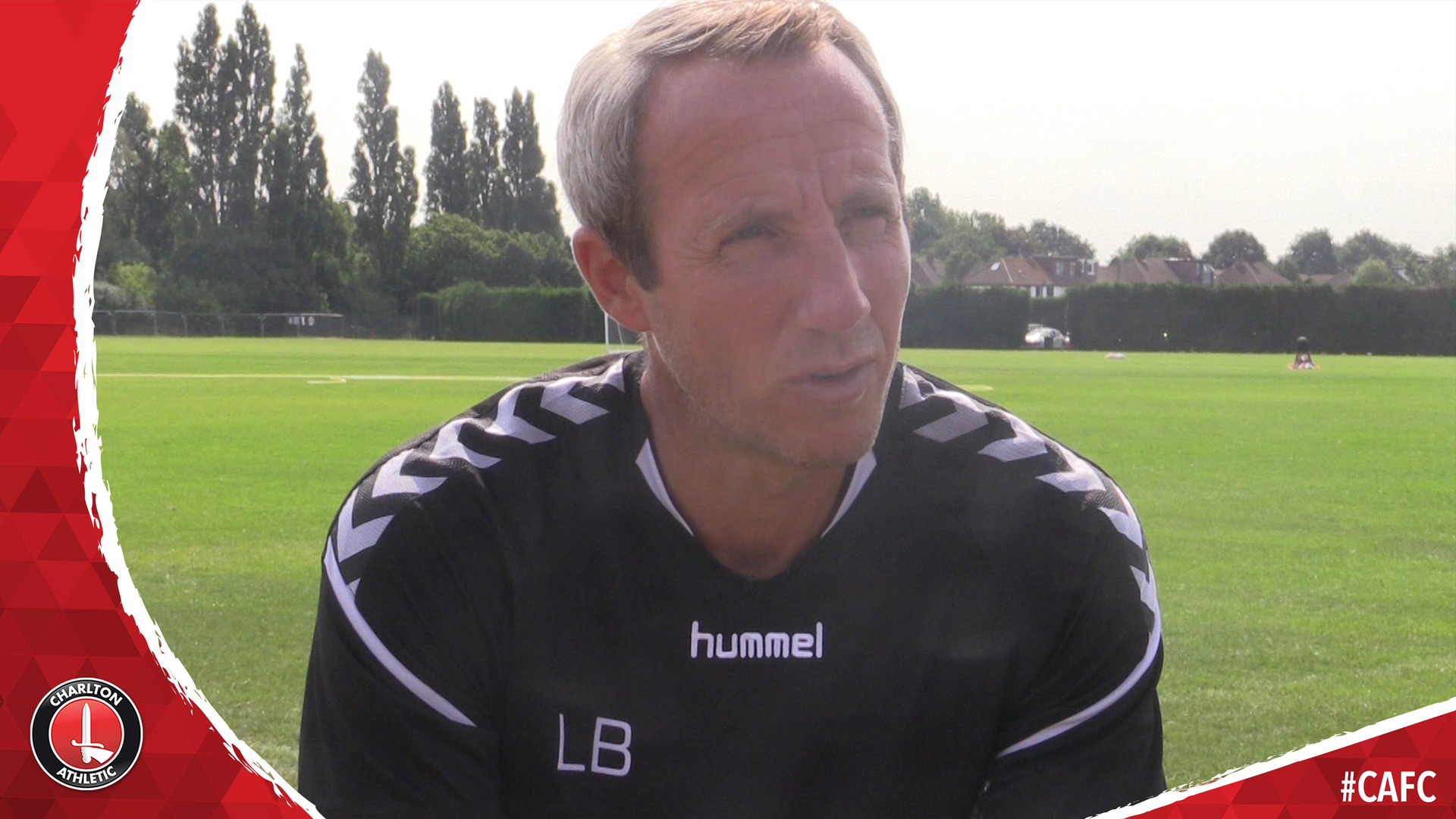 Lee Bowyer on QPR friendly, transfers and England