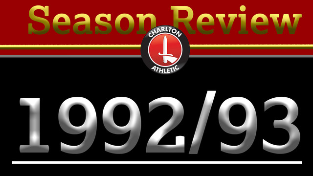 SEASON REVIEW | 1992/93