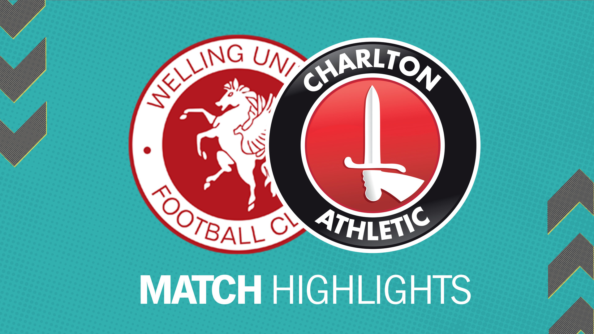 HIGHLIGHTS | Welling United 0 Charlton 2 (July 2019)