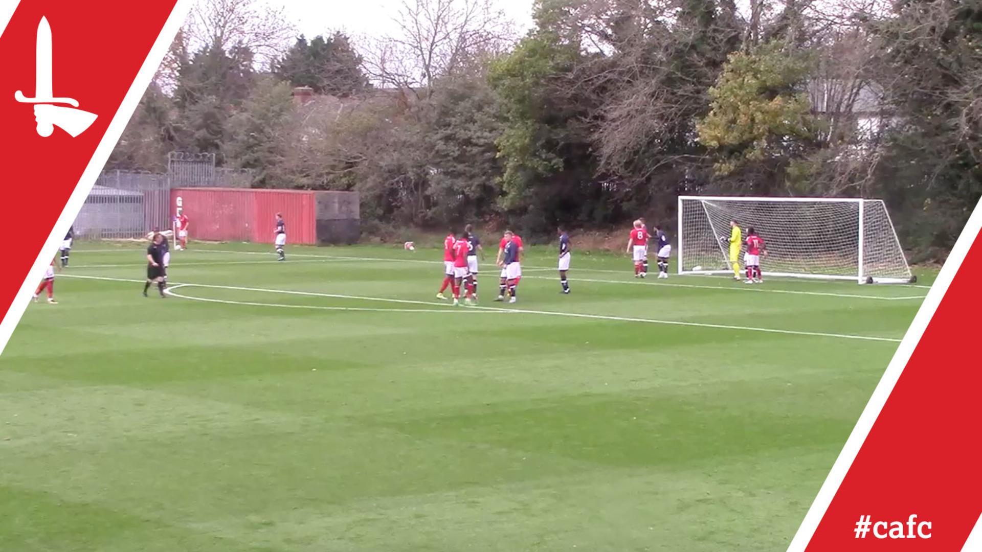 U23S HIGHLIGHTS | Millwall 1 Charlton 2