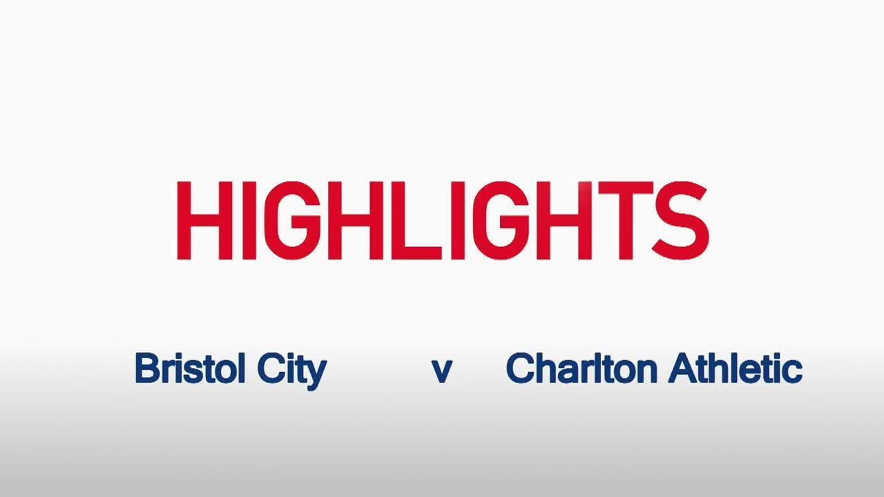 26 HIGHLIGHTS | Bristol City 1 Charlton 1 (Dec 2015)