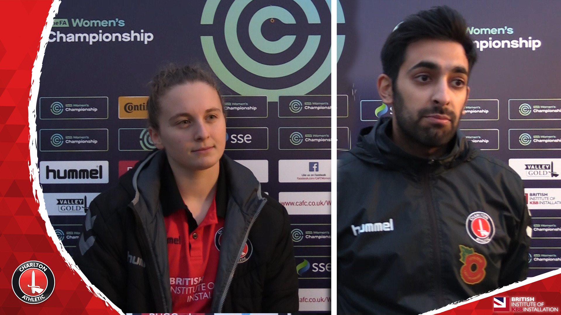 WOMEN'S REACTION | Riteesh Mishra and Katie Startup pleased with London Bees victory