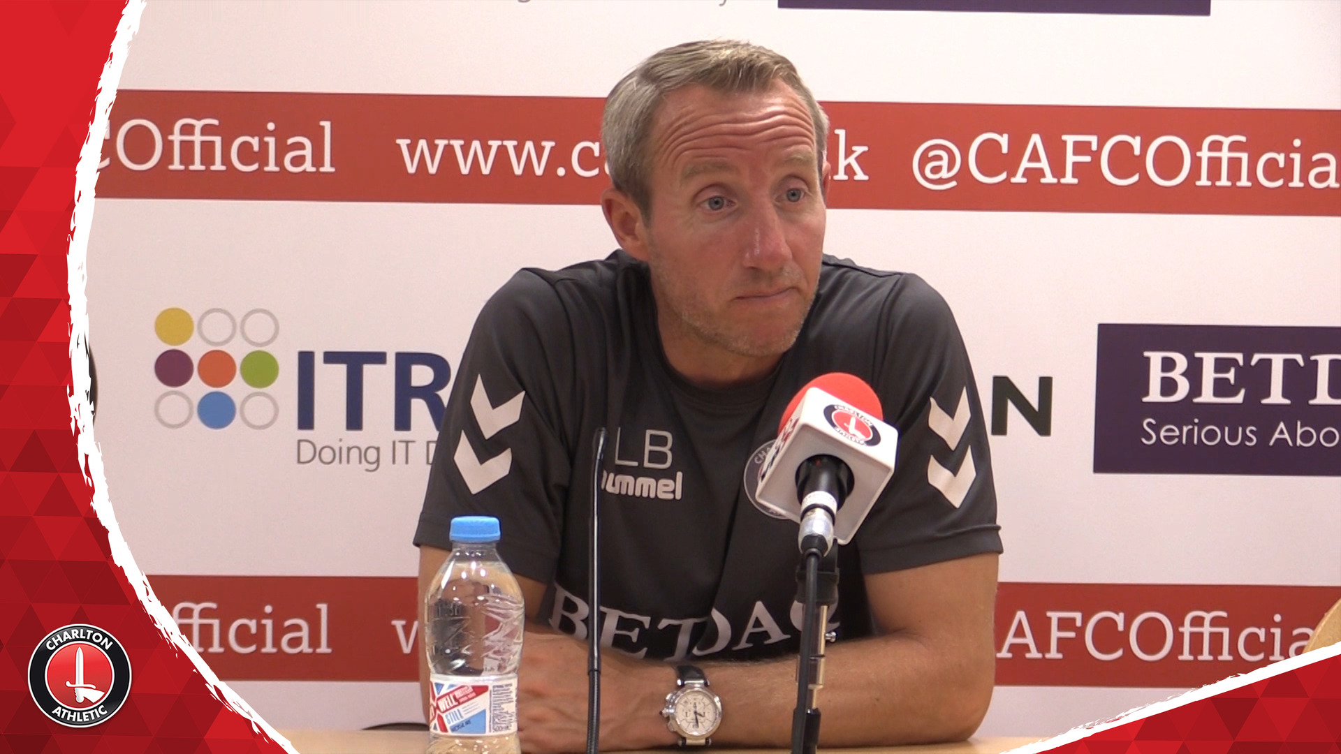 REACTION | Lee Bowyer reflects on Brighton pre-season draw