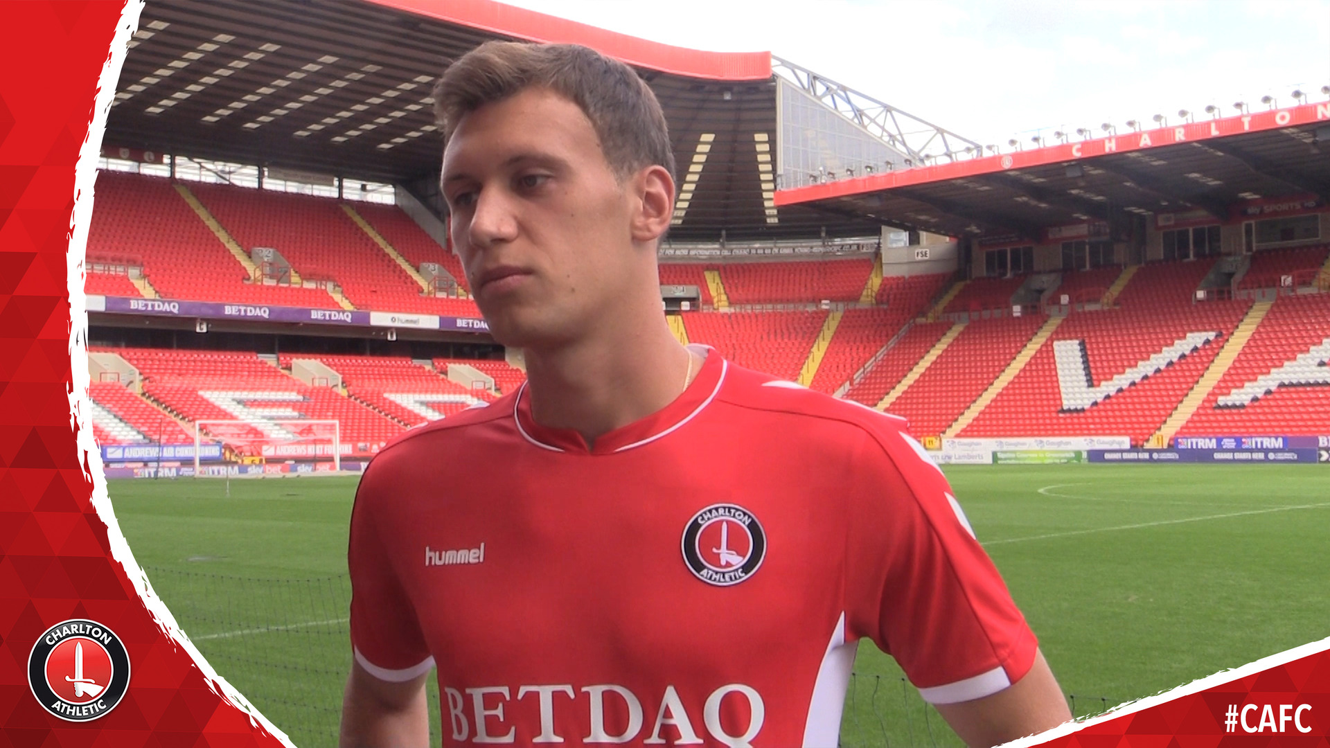 FIRST INTERVIEW | Krystian Bielik