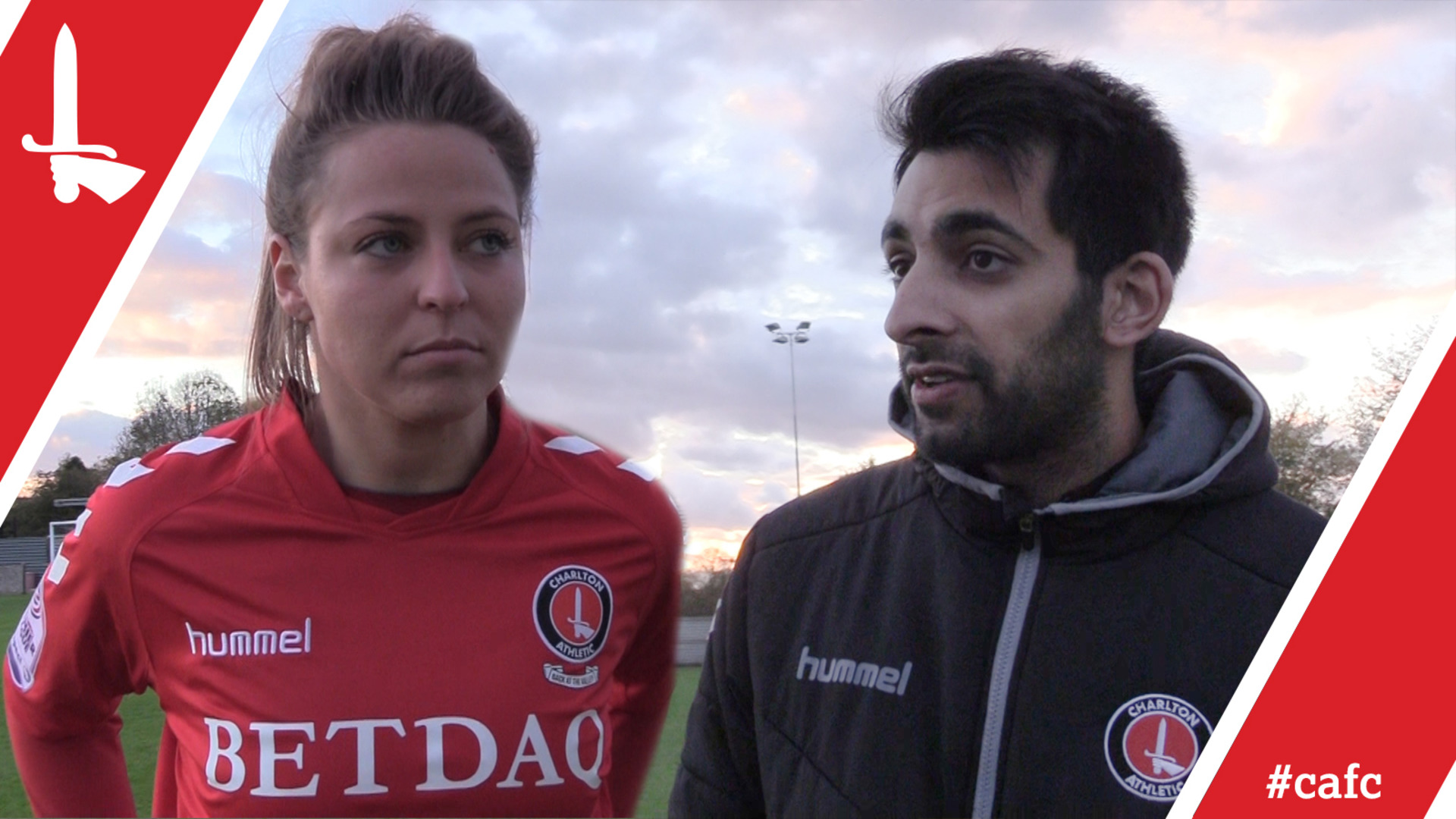 WOMEN'S REACTION | Riteesh Mishra and Charley Clifford reflect on Coventry win