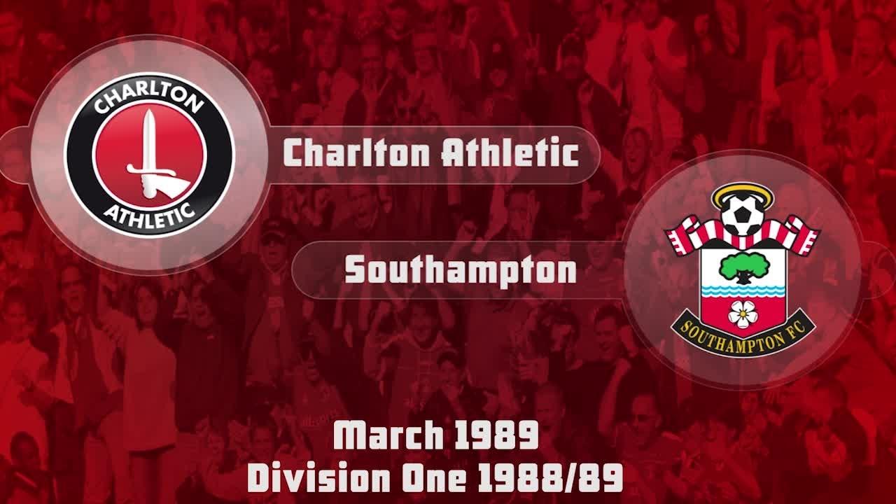 35 HIGHLIGHTS | Charlton 2 Southampton 2 (March 1989)
