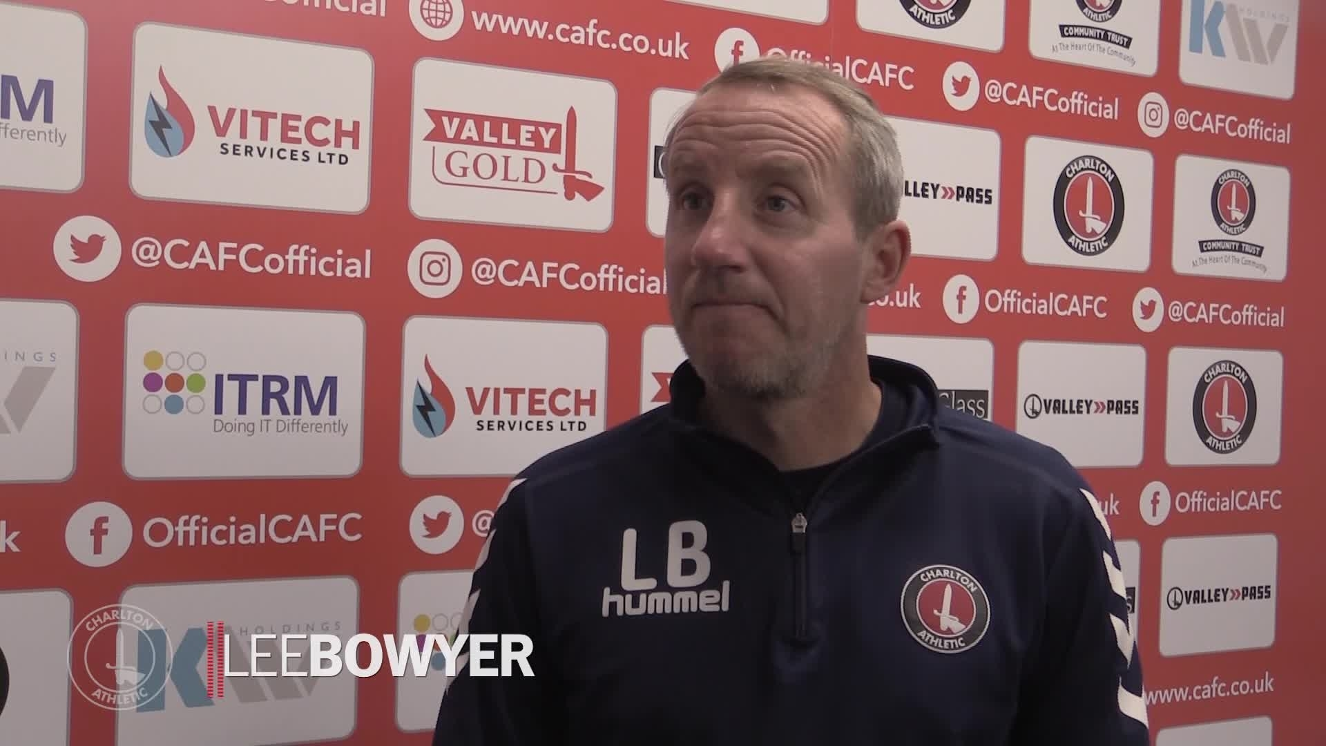 Bowyer pleased to see Maynard-Brewer sign new contract (October 2020)