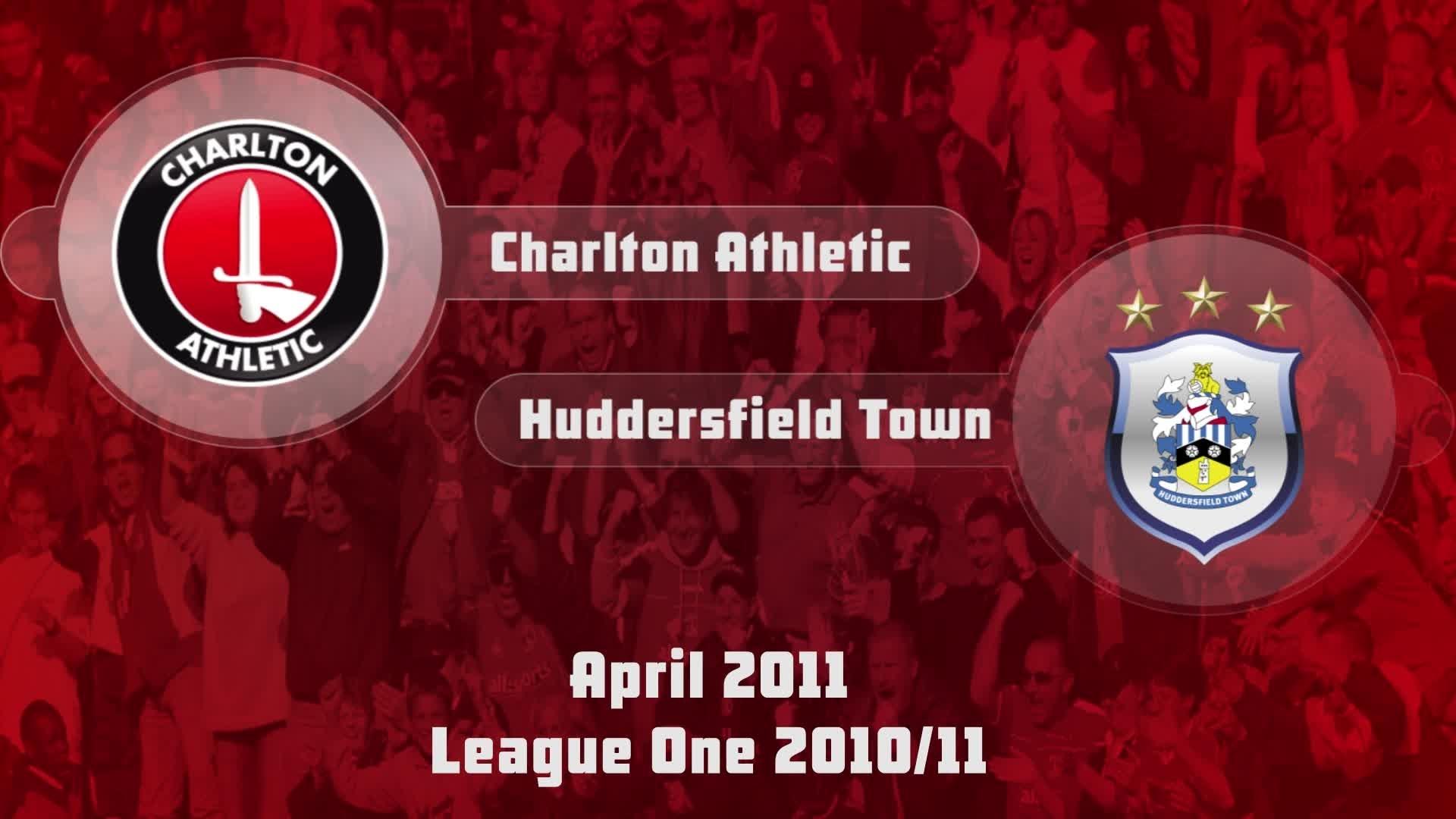 52 HIGHLIGHTS   Charlton 0 Huddersfield 1 (April 2011)