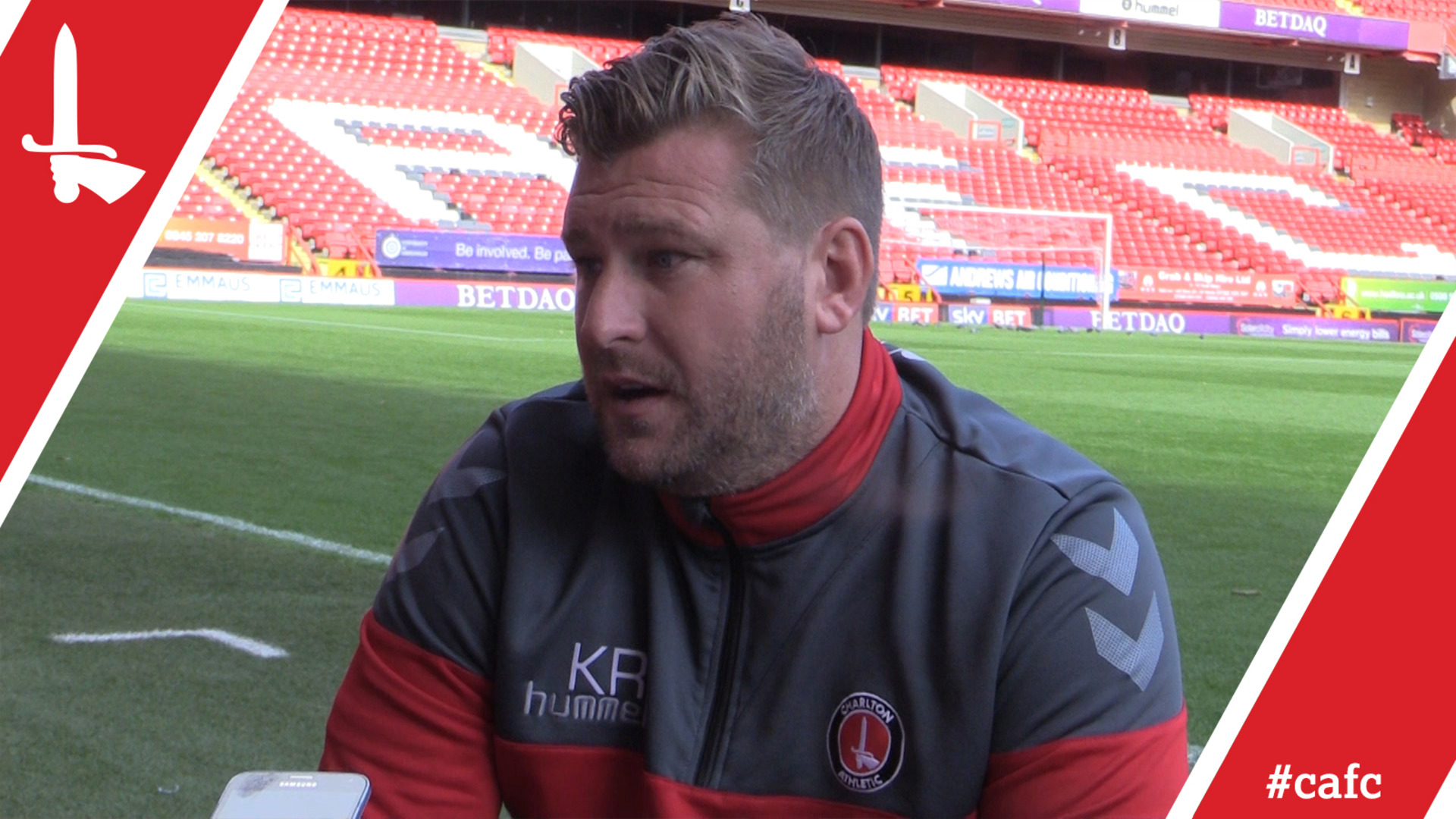 PRE-MATCH | Karl Robinson looks ahead to Gillingham