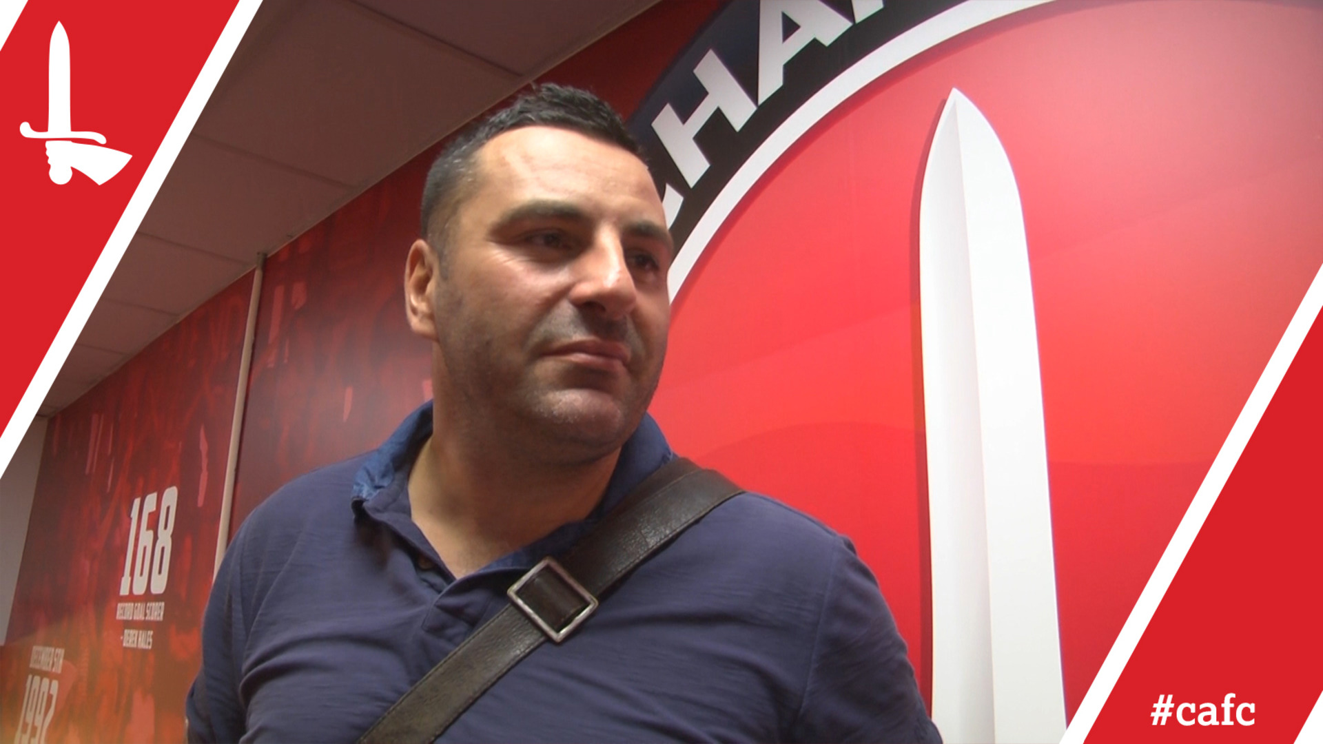 LEGENDS UNITED | Sasa Ilic pleased with his return