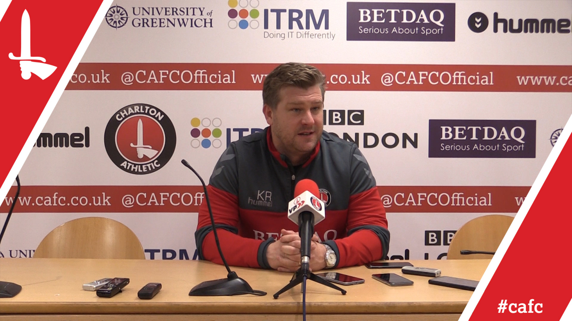REACTION | Karl Robinson reflects on Oxford defeat (Feb 2018)