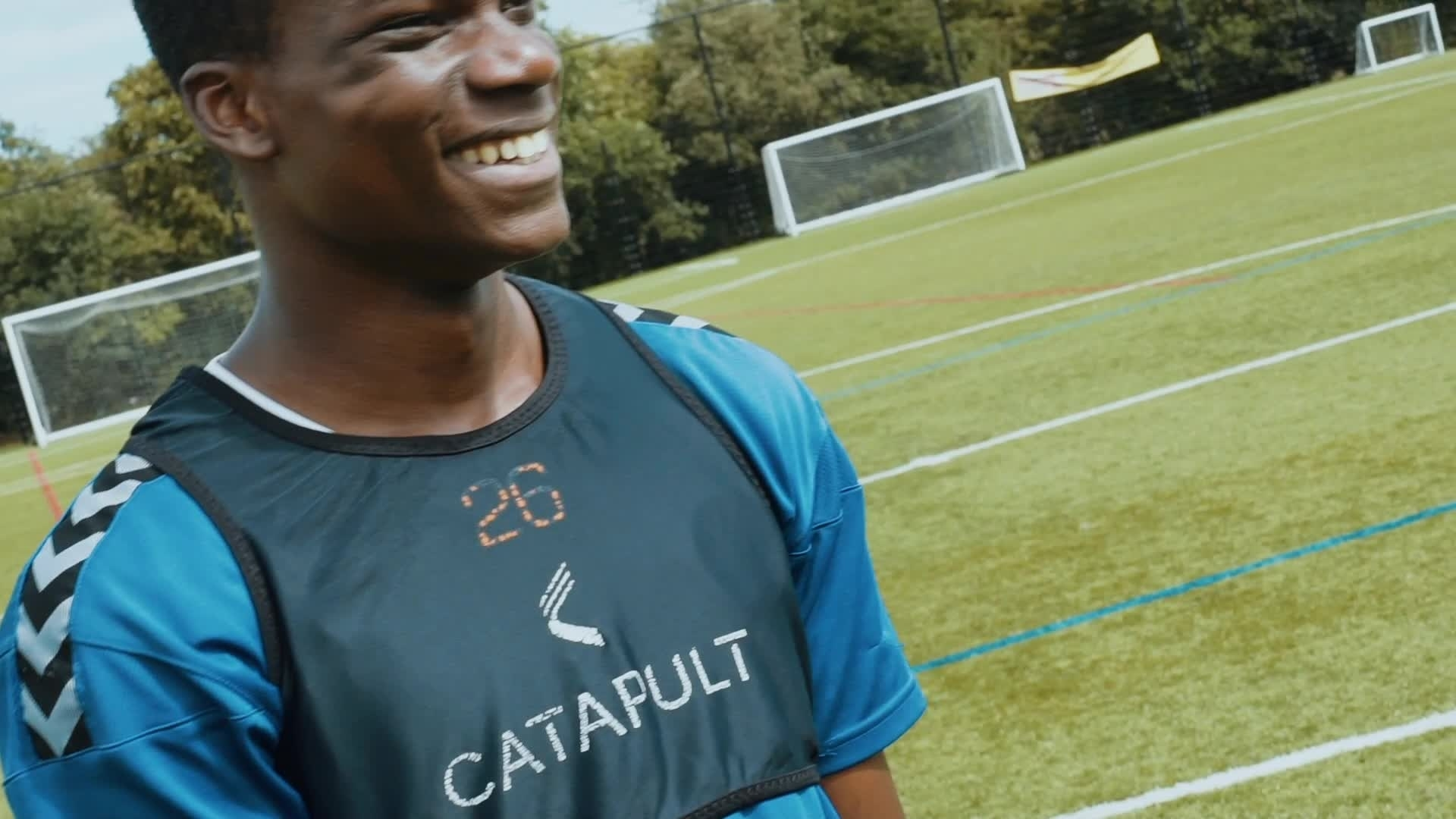 Meet the Scholars | Ayodeji Elerewe and Matt Dench