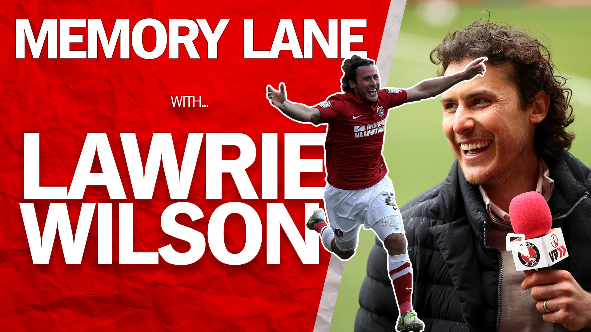 MEMORY LANE | Lawrie Wilson (March 2021)