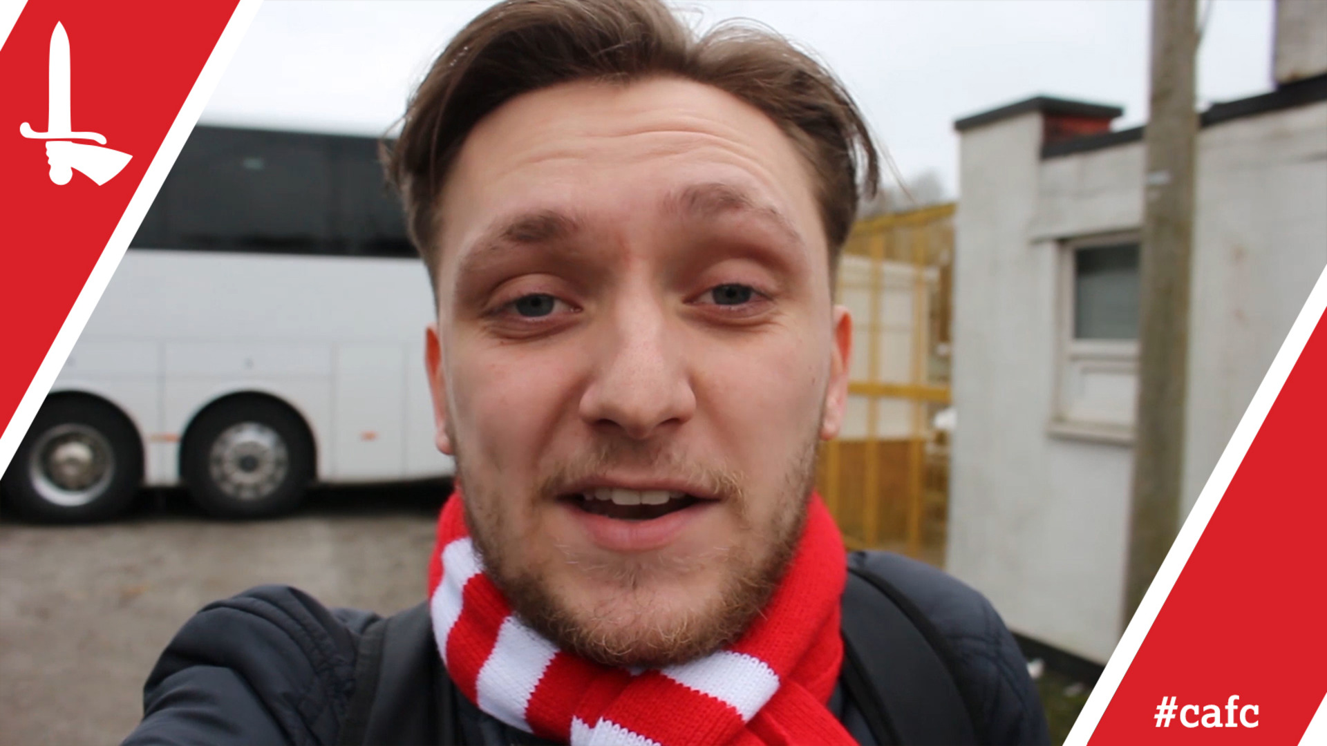 AWAY DAYS VLOG | Bury