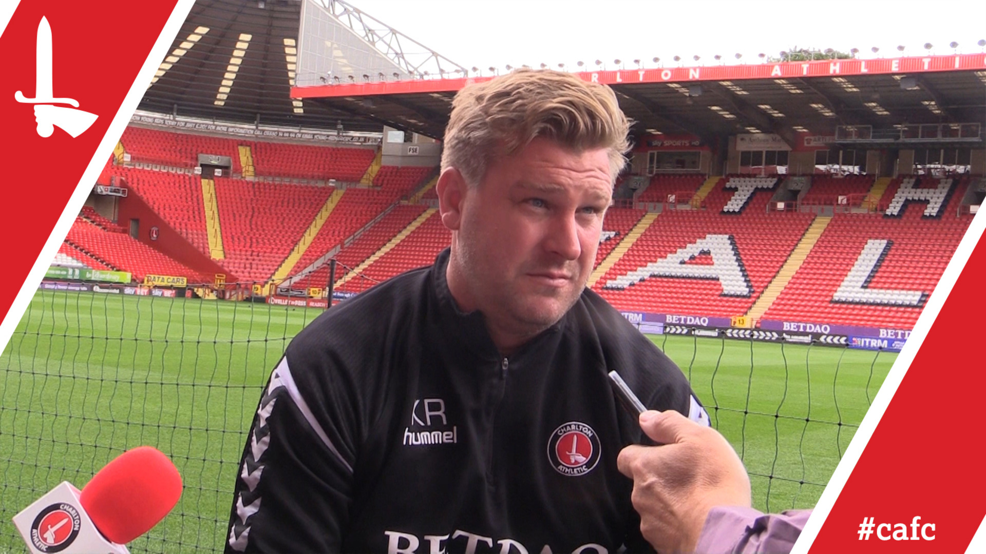 Karl Robinson looking forward to Rotherham test