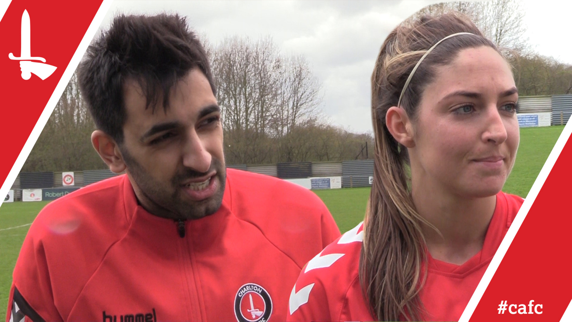 WOMEN'S REACTION | Riteesh Mishra and Harley Bennett pleased with Portsmouth victory